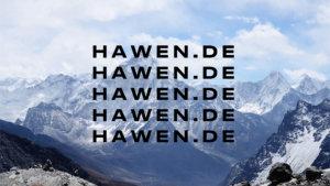 Hawen - une de mai