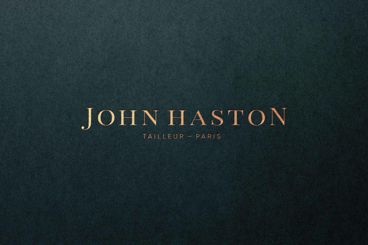 John Haston - une de mai