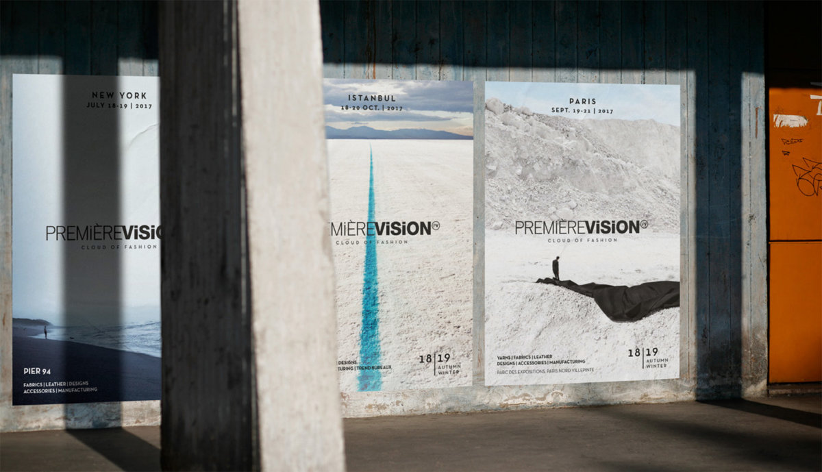 Première Vision AW19°20 - une de mai