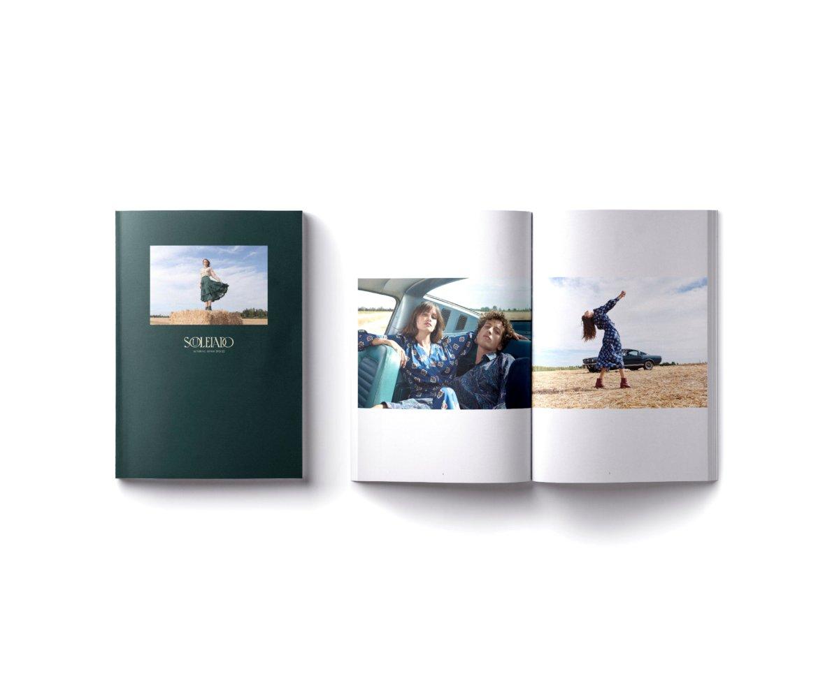 Souleiado AW21°22 lookbook - une de mai